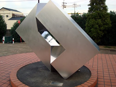Hekinan Public Art Sculptures