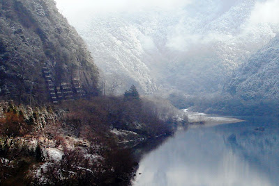 Gonokawa River, Shimane Prefecture, Japan