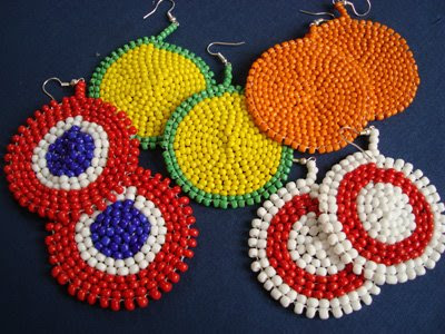 South African Beadwork Jewelry