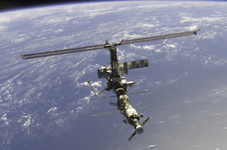 International Space Station and JAXA.