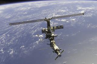 International Space Station and JAXA.