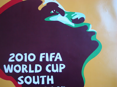 South Africa World Cup 2010 Poster