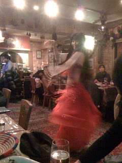 BolBol, Koenji, Tokyo, bellydancing.