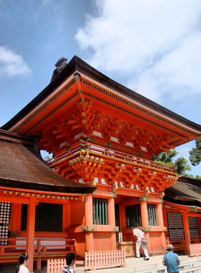 Usa Shrine Kunisaki, Kyushu