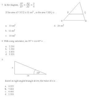 TRIANGLE AND BASIC TRIGONOMETRY2