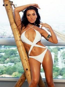 Ivonne Montero seductora