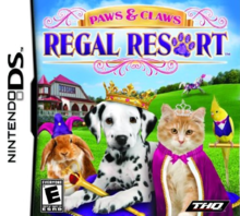 Paws and Claws: Regal Resort