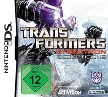 Transformers - Kampf um Cybertron - Decepticons