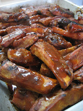 smoky pork ribs