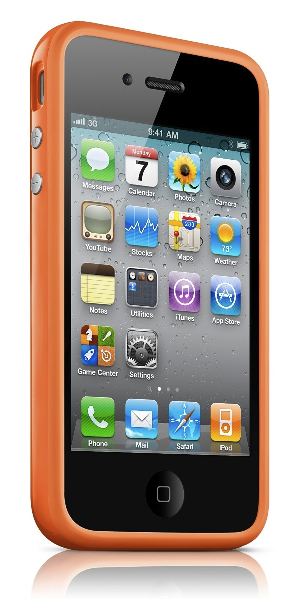 apple inc 101 my new apple iphone bumper