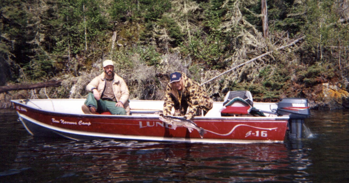 Bow narrows camp blog on red lake ontario do you have for Red lake ontario fishing