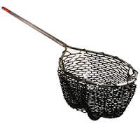 Frabill rubber landing net