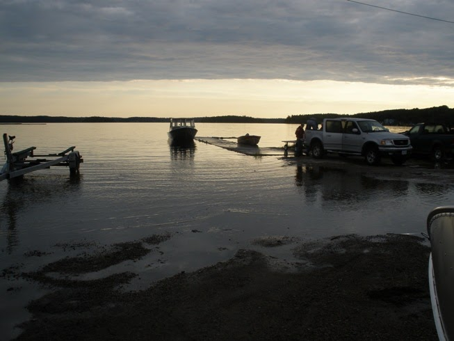Bow narrows camp blog on red lake ontario use regular for Ute lake fishing report
