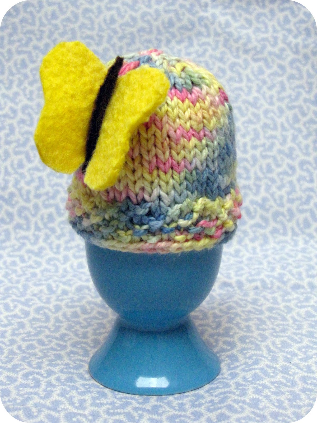 Knitted Easter Patterns and Tutorials - Natural Suburbia
