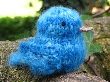 Bluebird Knitting Pattern