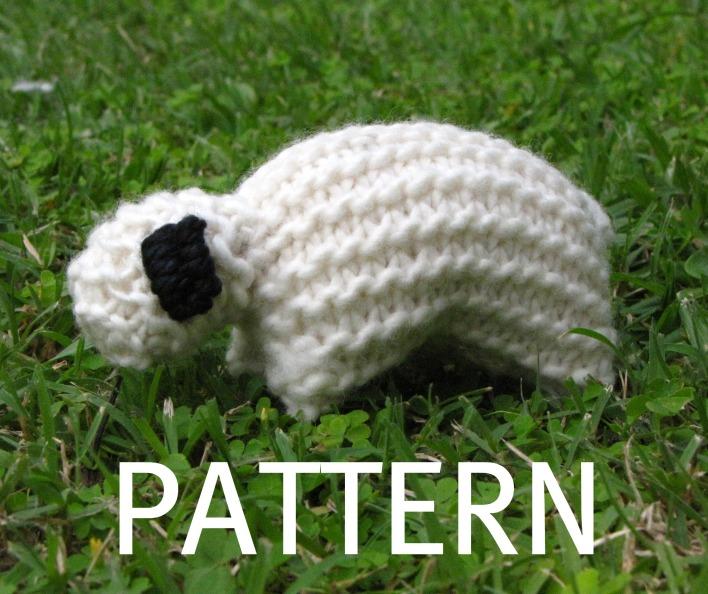 Sheep Pattern Natural Suburbia