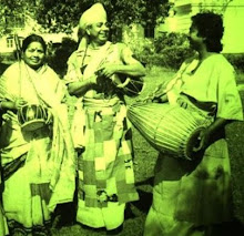 Babukishan with his Baba and Ma!