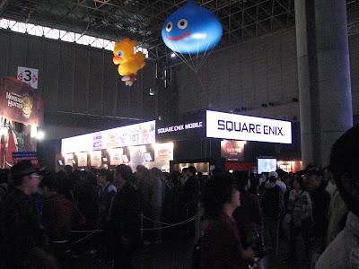 Simón en Japón: Tokyo Game Show 2008