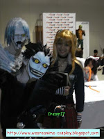Shinigami Cosplay
