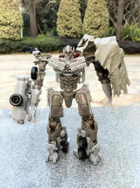 Megatron Robot Mode TF3