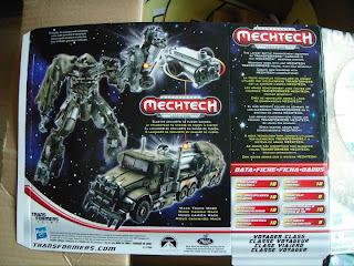 TF3 Toys Megatron