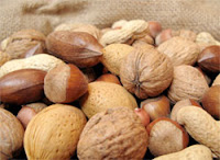 Eat Nuts, Lower Cholesterol, Lower Triglycerides, Improve Health