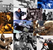 Homenagem aos cinegrafistas