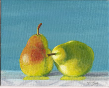 A Pair of Pears 8X10