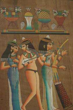 El papiro en Egipto