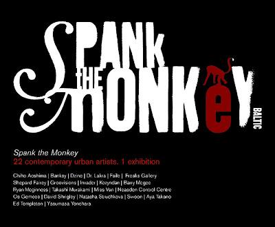 Spank the monkey urban