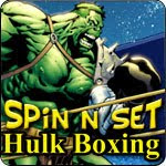 Spin N Set Hulk Boxing Games