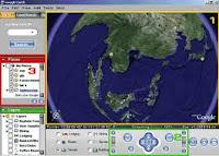 ไทยกูเกิ้ลเอิร์ท Thailand Google Earth
