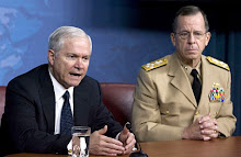 Secretary of Defense Robert Gates & Chairman of the Joint Chiefs of Staff Admiral Mike Mullen