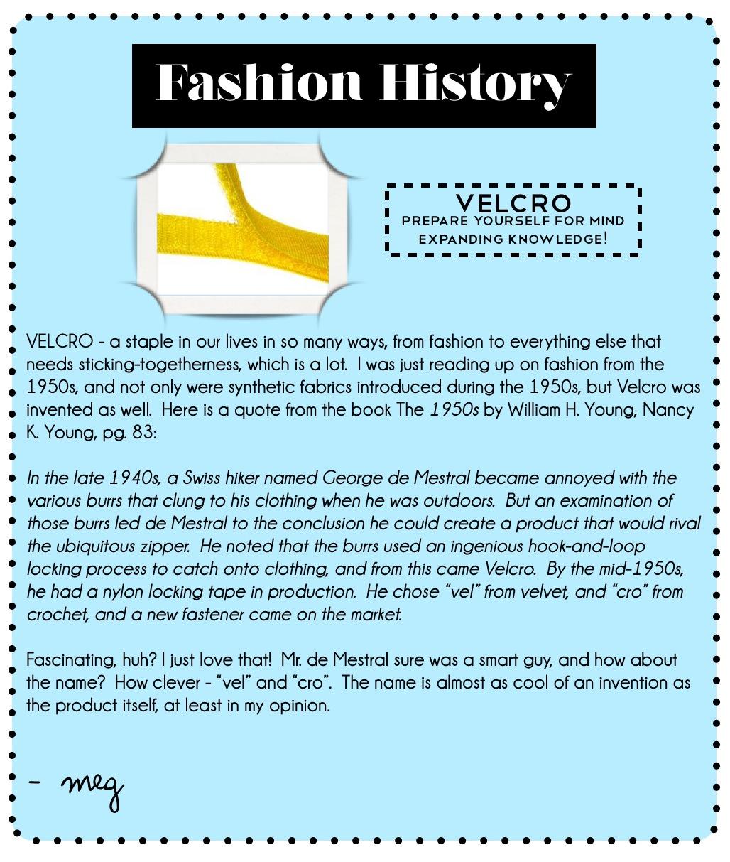 velcro history