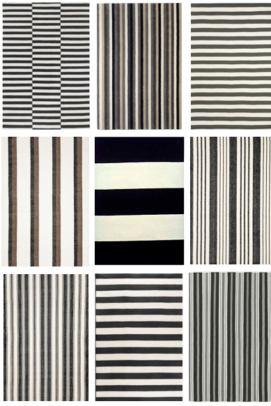 A Lovely Lark The Striped Rug Search
