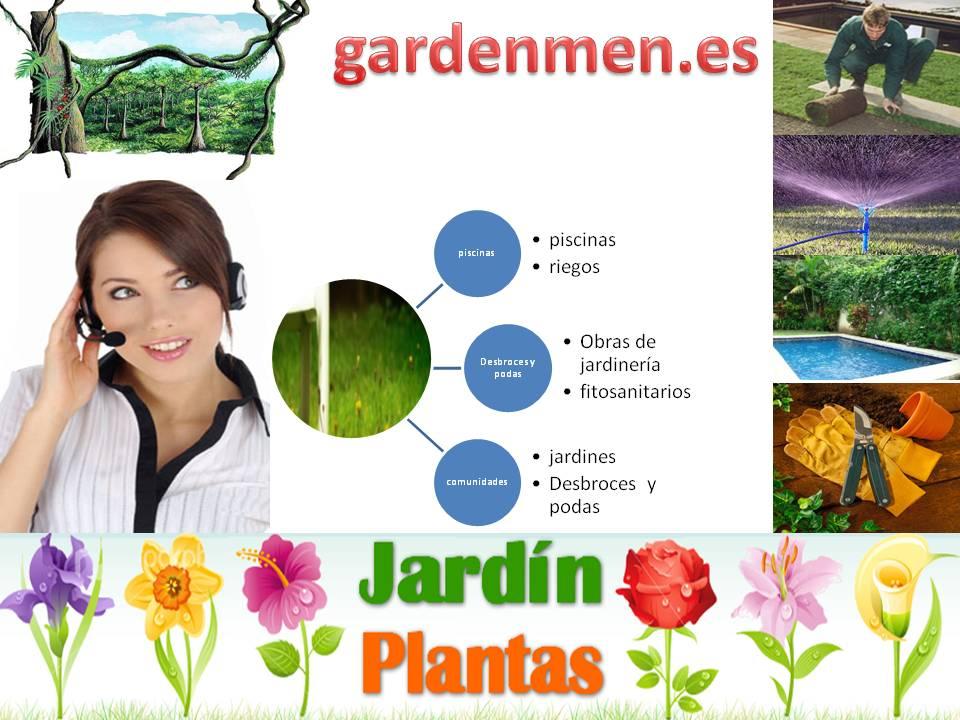 Jardinero profesional