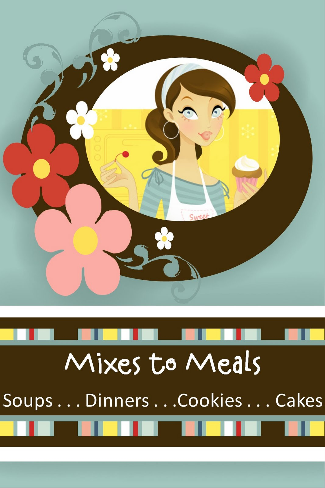 Mothers Day Mixes Recipe Book