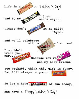 Valentine's Day Candy Gram Sayings