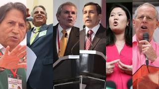 Candidatos informarán al JNE sobre gastos de campaña este lunes 31 enero 2011