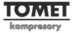 Tomet Kompresory