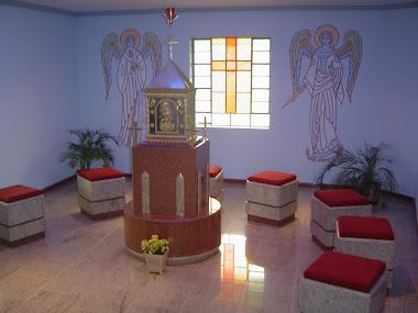 Capela do Santíssimo.