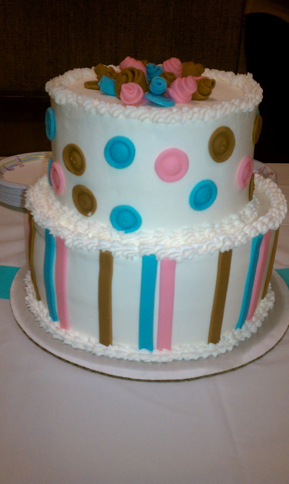 Download Baby Shower Cake Images : Image Cute Baby Shower Cake Download