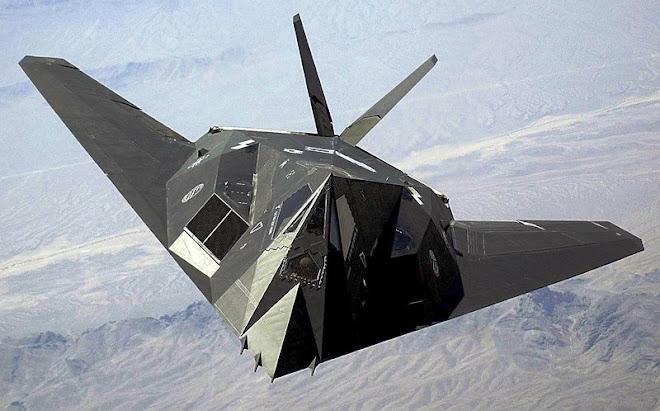 F-117A