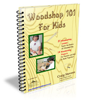woodworking 101 kids