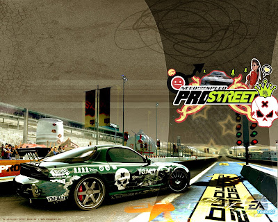 need for speed pro street wallpapers. NFS PRO STREET WALLPAPER
