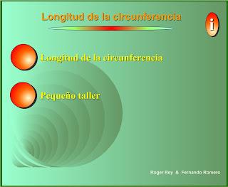 geometria. longitud circunferencia. eloviparo