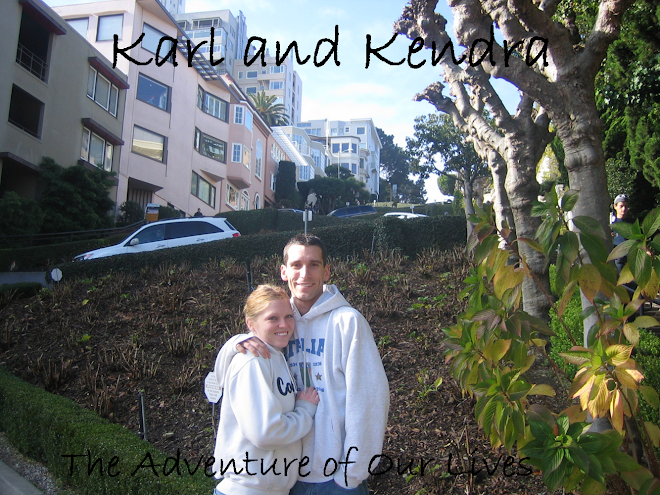 Karl and Kendra