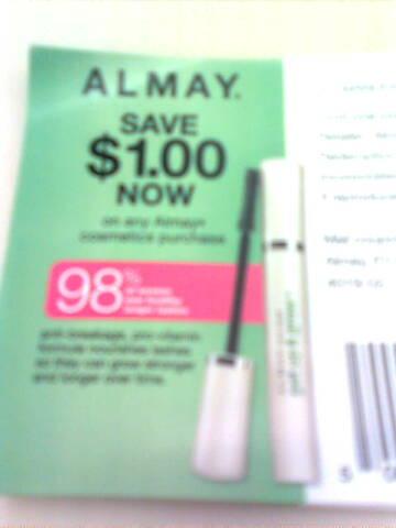 almay 16 hour makeup. almay makeup coupons.