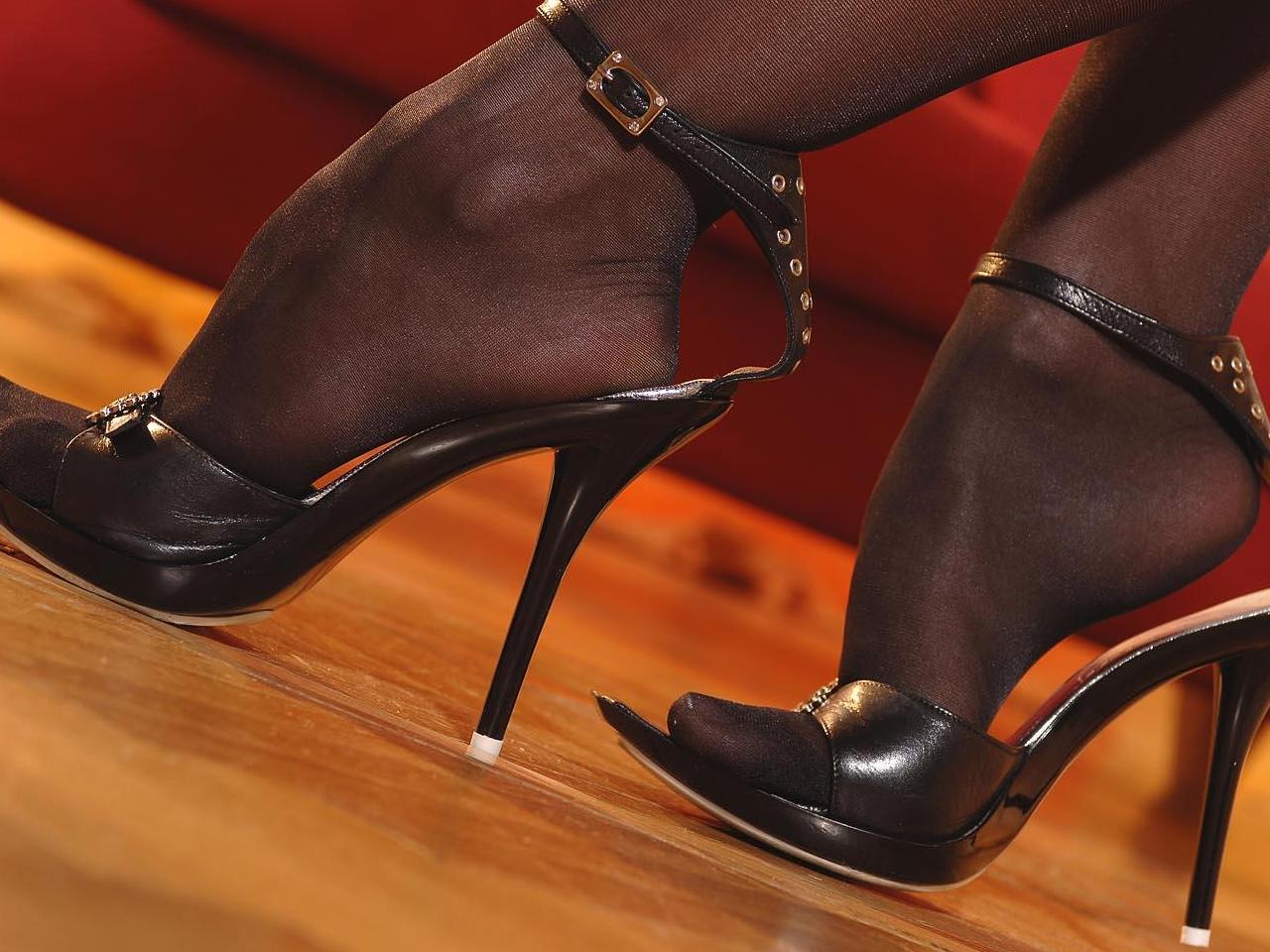 Туфли Госпожи
