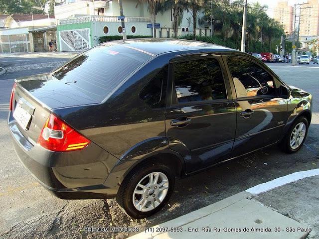 Ford Fiesta Sedan 2009 1.6 Flex